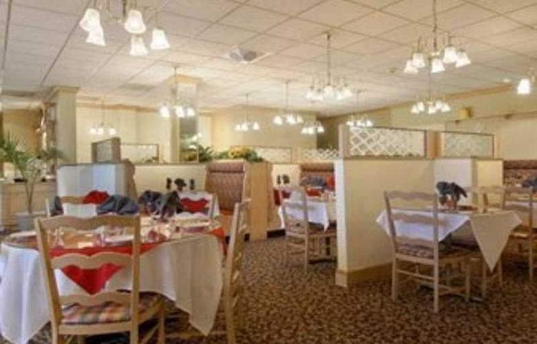 Clarion Inn St Louis Airport North - Restaurant - 11