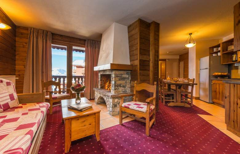 Chalet Altitude - Room - 6