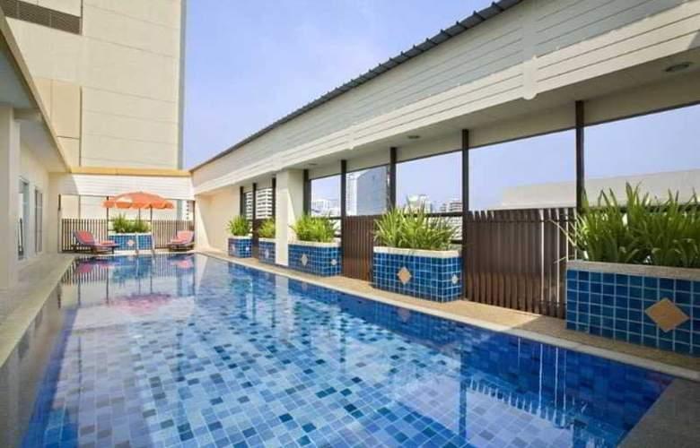 Citadines Sukhumvit 16 Bangkok - Pool - 7