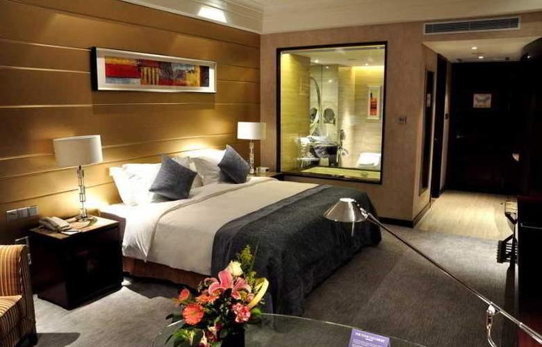 Howard Johnson Riverfront Plaza - Room - 4