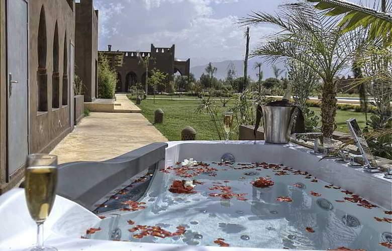 Kasbah Igoudar Boutique hotel & Spa - Terrace - 5