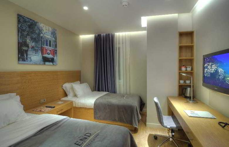 End Suites Taksim - Room - 7