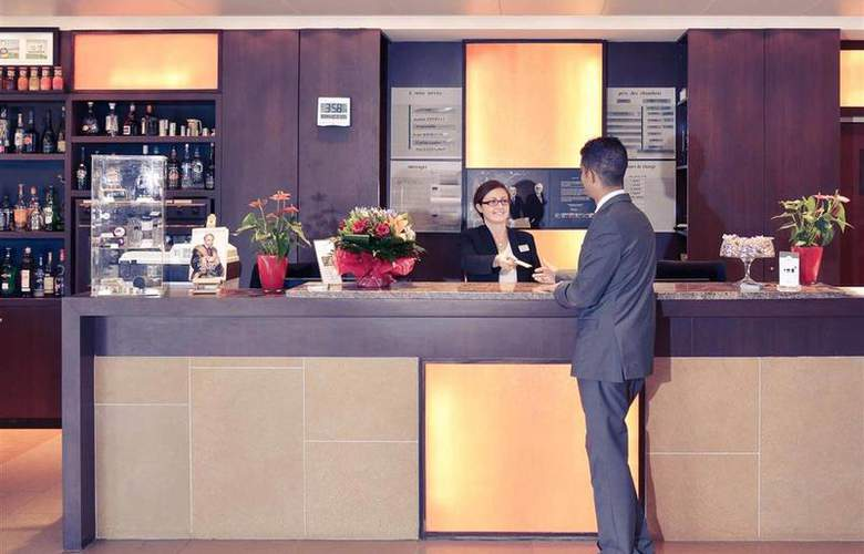 Mercure Auxerre Nord - Hotel - 41