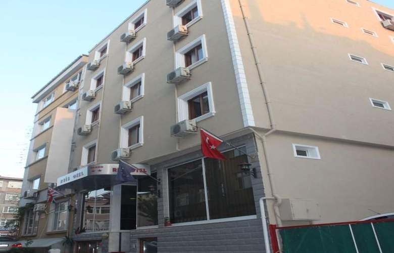 Grand Reis Otel - Hotel - 0