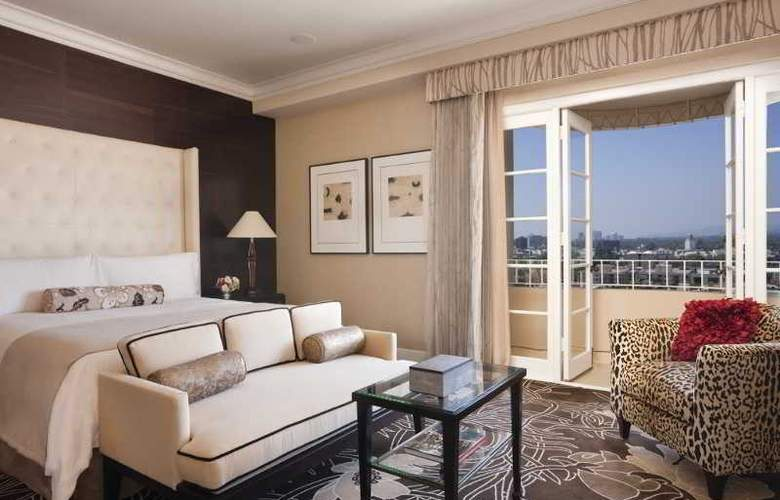 Four Seasons Hotel Los Angeles at Beverly Hills - Room - 5