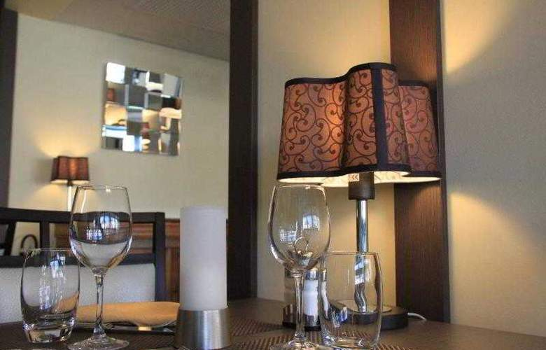 Qualys Hotel D´Alsace - Restaurant - 15