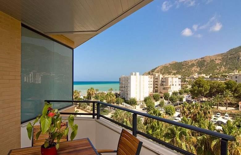 Boulevard Apartamentos - Terrace - 13