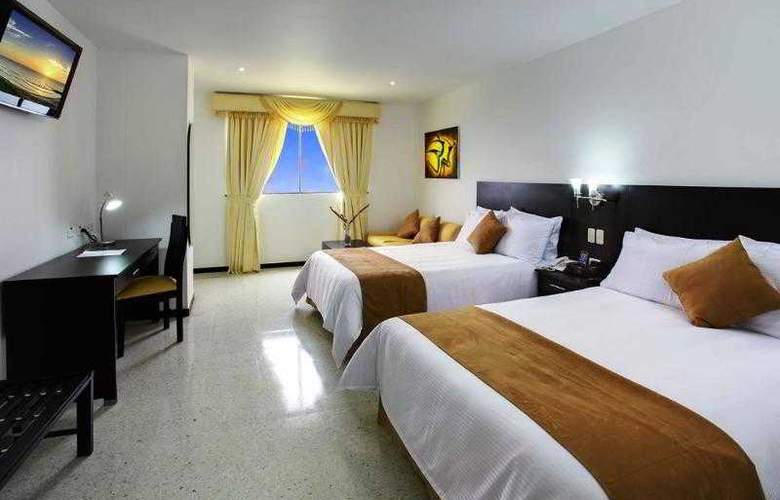 Cartagena Plaza Executive - Room - 10