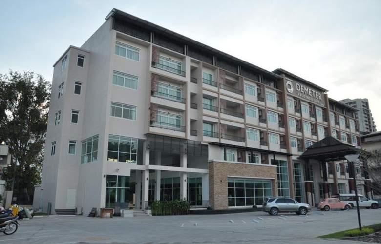 Demeter Residences Suites Bangkok - Hotel - 0