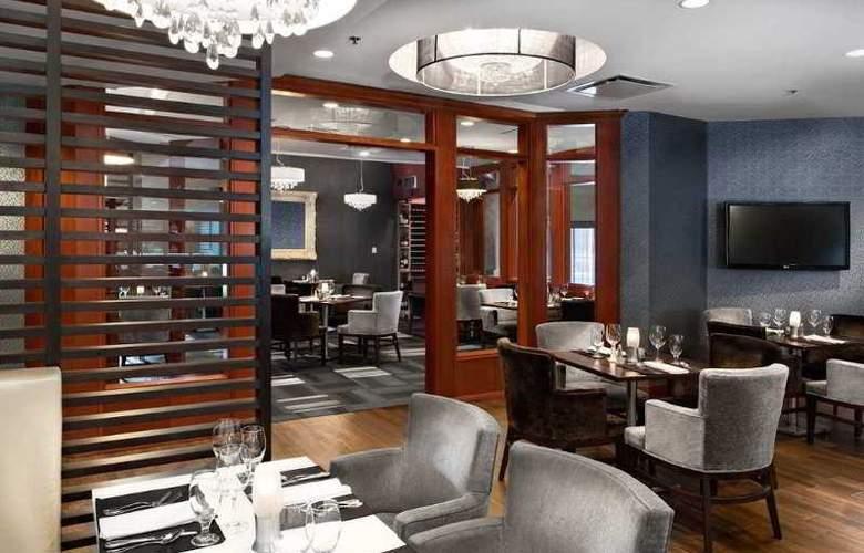 Hilton Montreal / Laval - Restaurant - 10