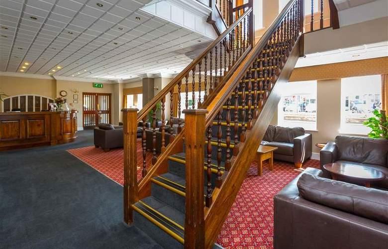 Best Western Consort Hotel - General - 58