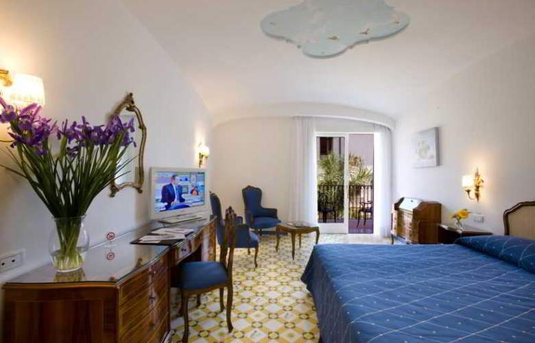 Grand Hotel la Favorita - Room - 8