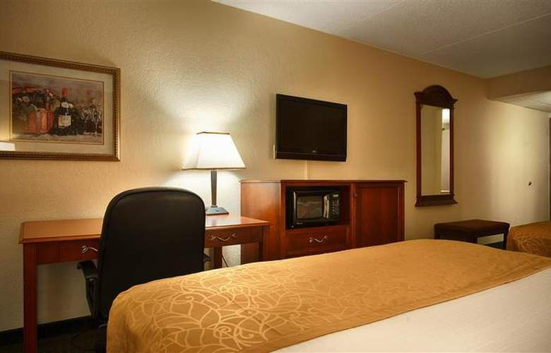 Best Western Cooper´S Mill Hotel - Room - 46