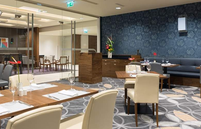 DoubleTree by Hilton Krakow Hotel & Convention Center - Restaurant - 16