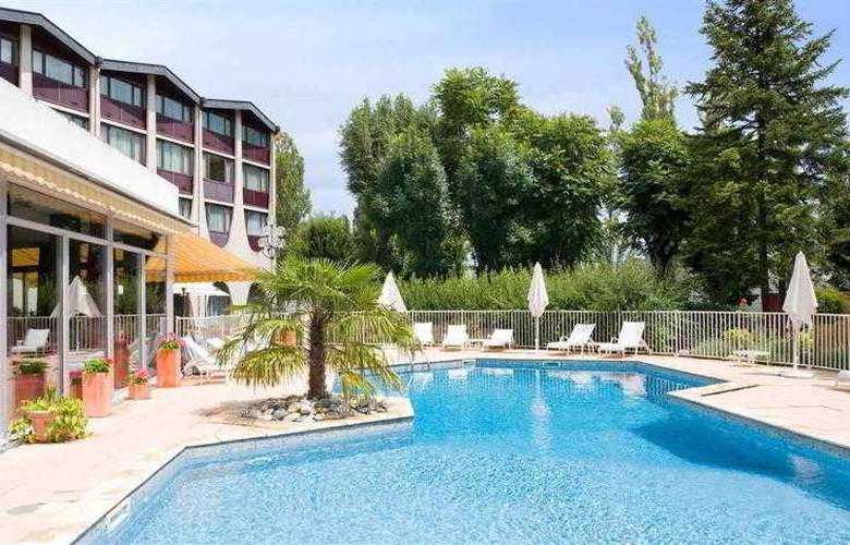 Mercure Beaune Centre - Hotel - 44