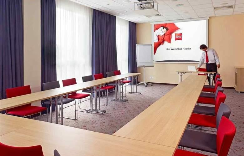 Ibis Warszawa Reduta - Conference - 18