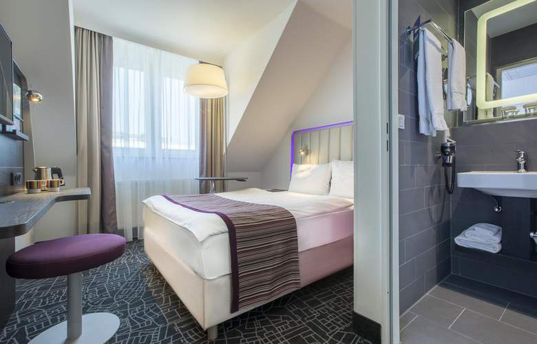 Park Inn by Radisson Nurnberg - Room - 7