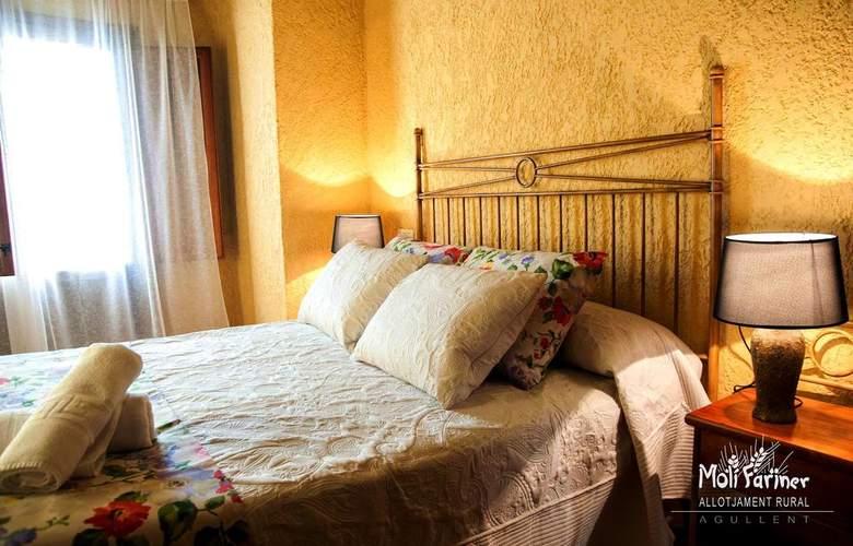 Alojamiento Rural Molí Fariner - Room - 1
