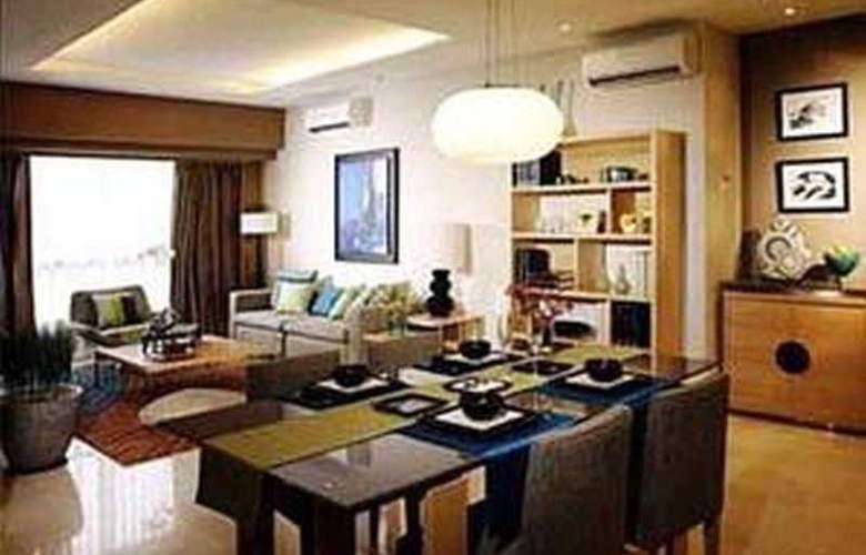 Somerset Berlian Jakarta - Room - 4