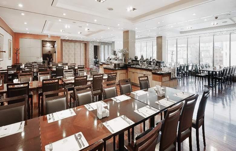 Best Western Premier Gang Nam - Restaurant - 36