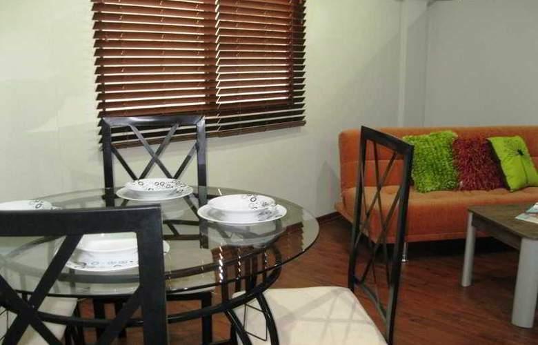 Apart Terrazas Guayaquil Suites & Lofts - Room - 8