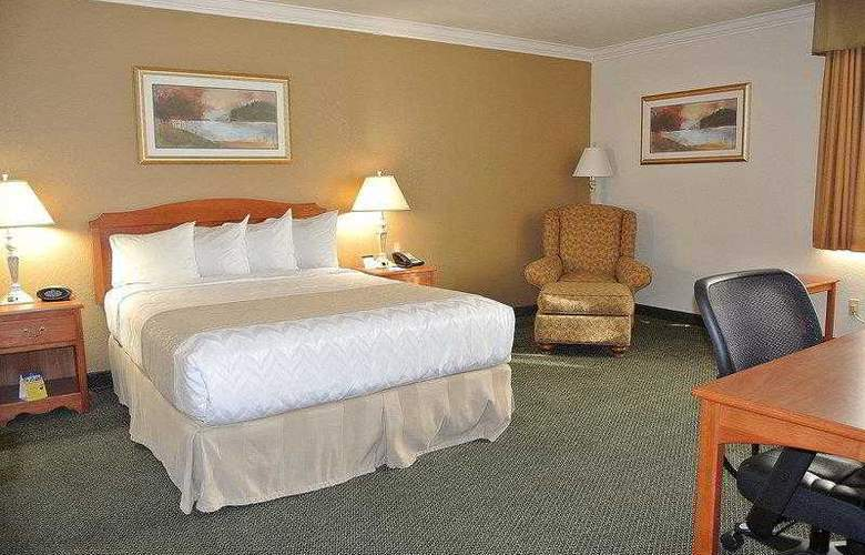 Best Western Town & Country Hotel - Hotel - 29