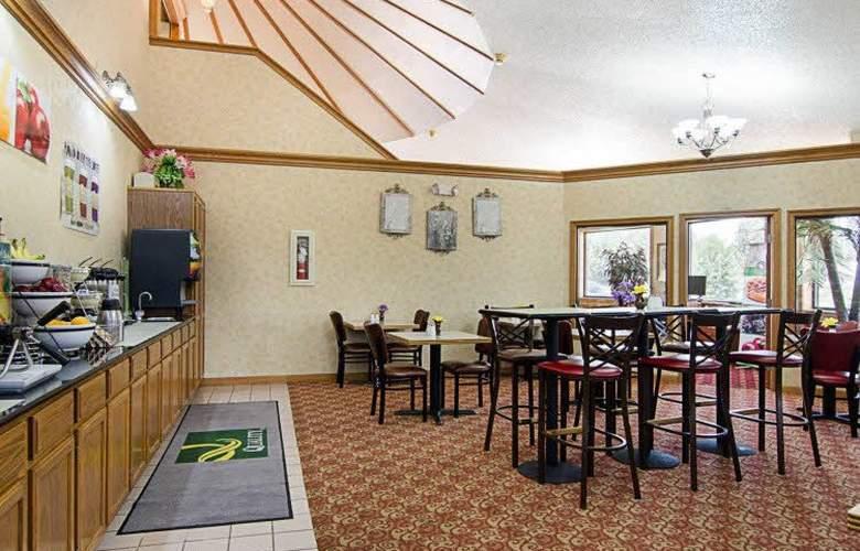 Quality Inn, Van Buren - Restaurant - 4