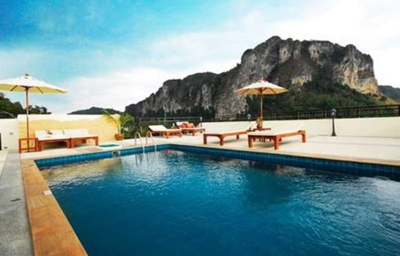 White Sand Krabi Resort - Pool - 12