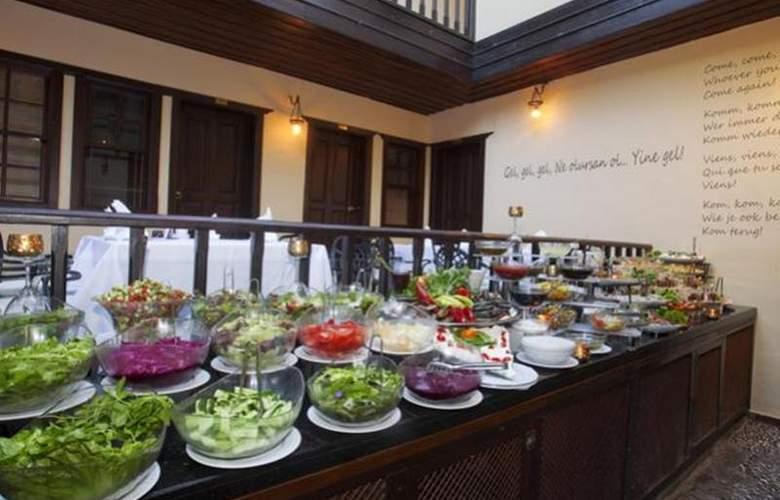 Alp Pasa Hotel - Restaurant - 56