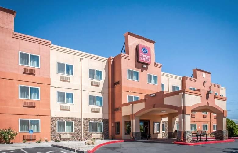 Comfort Suites Albuquerque - Hotel - 0