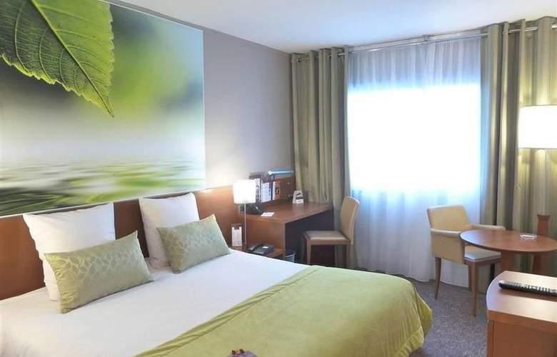 Mercure Lyon Charbonnieres - Room - 24