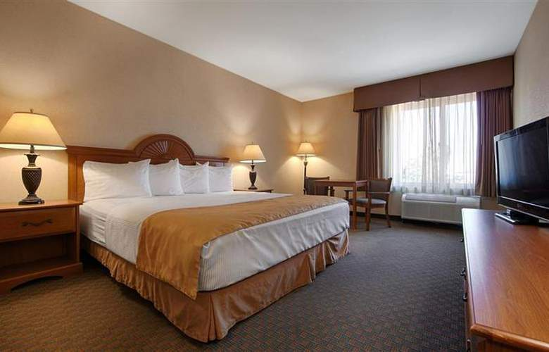 Best Western Of Long Beach - Room - 21