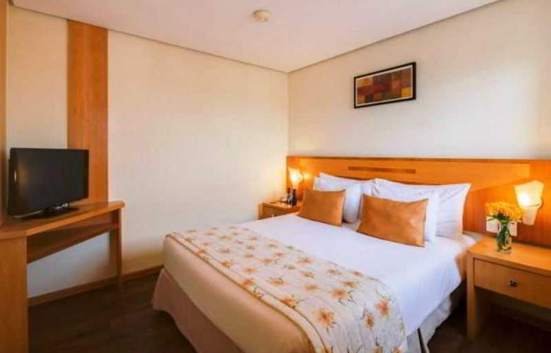 Blue Tree Tower Santo Andre - Room - 2