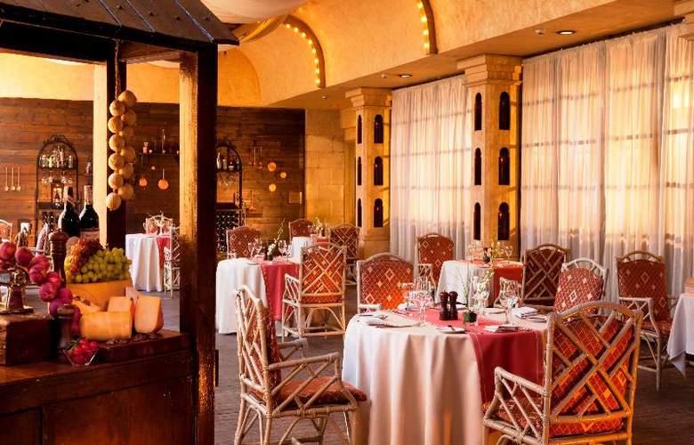 Sonesta Hotel and Casino Cairo - Restaurant - 20