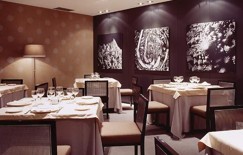 AC Ciudad de Sevilla - Restaurant - 7