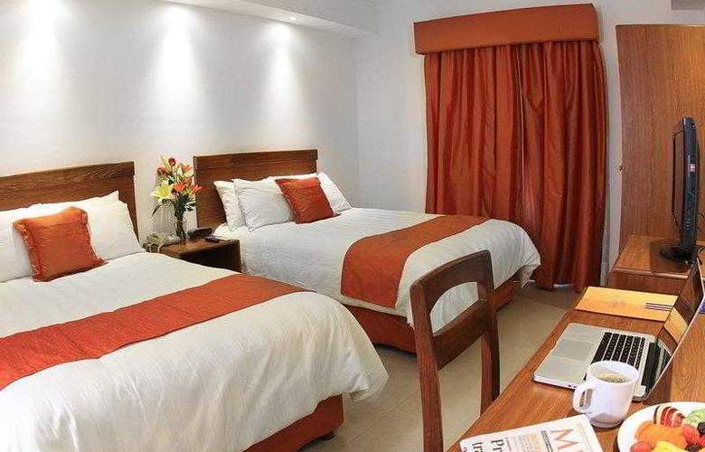 Best Western Valle Real - Hotel - 10