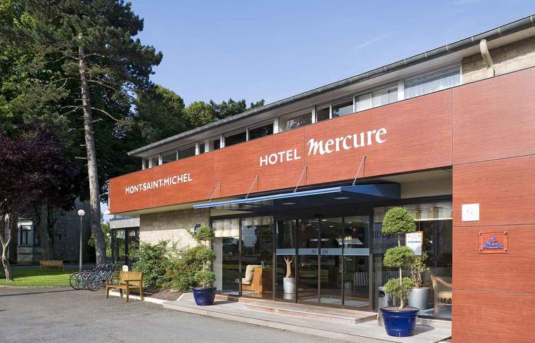 Mercure Mont St Michel - Hotel - 5