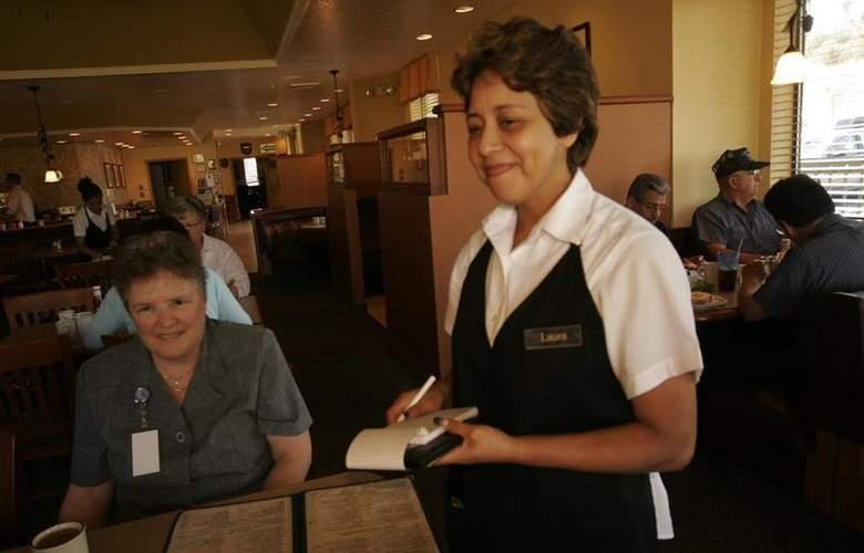 Best Western Sonora Oaks - Restaurant - 2