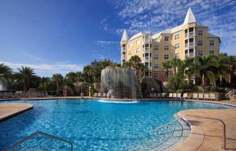 Hilton Grand Vacations Club at Seaworld Orlando - Hotel - 8