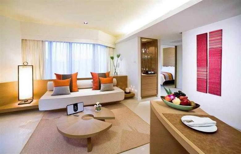 Pullman Pattaya Aisawan - Hotel - 61