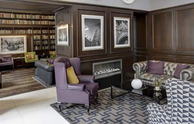 Best Western Mornington Hotel London Hyde Park - General - 73