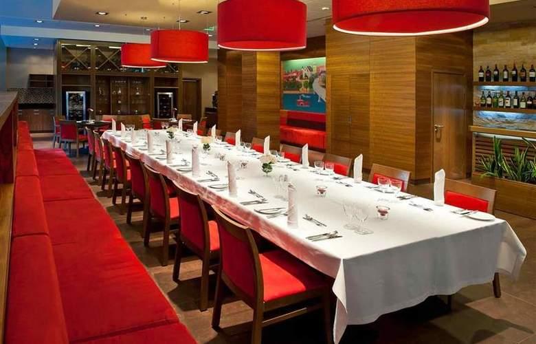Warszawa Airport - Restaurant - 30