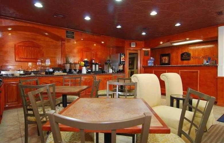 Best Western Kingsville Inn - Hotel - 49