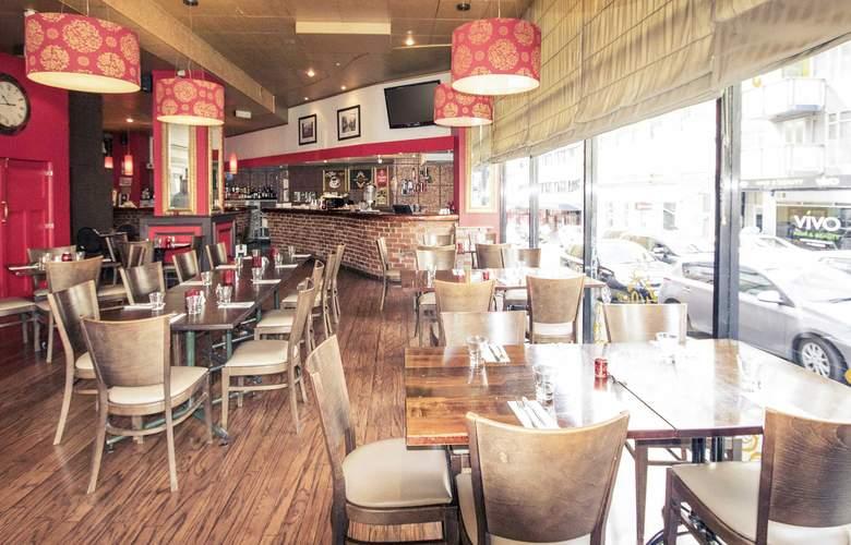 Mercure Wellington Central City - Restaurant - 2