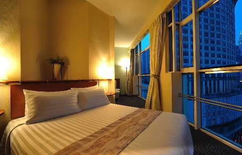 Alpha Genesis Hotel Kuala Lumpur - Room - 16