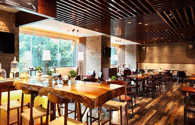 DoubleTree by Hilton Hotel Guangzhou - Science City - Bar - 26