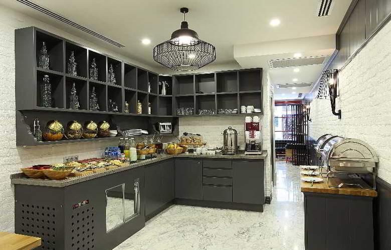 Q Pera Hotel - Restaurant - 8