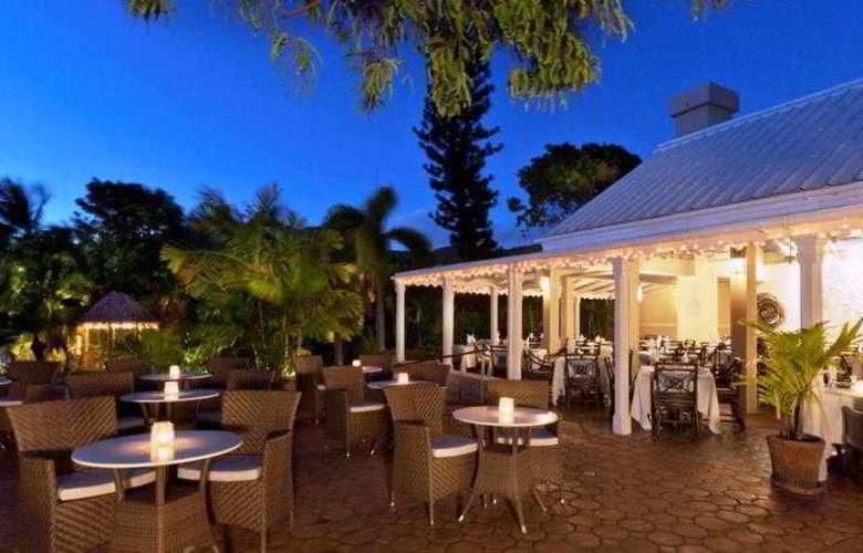 Curtain Bluff Resort - Restaurant - 18