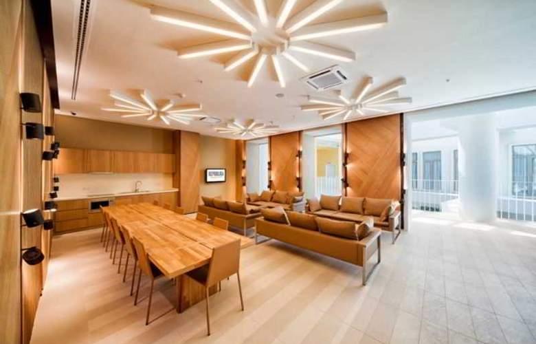 Republika Ortakoy Aparts - Hotel - 6