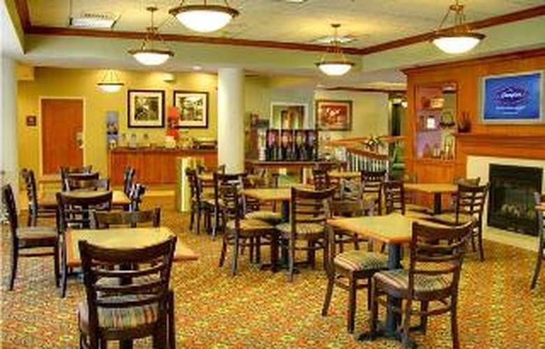 Hampton Inn St. Louis-NW I-270 (Florissant) - Restaurant - 4